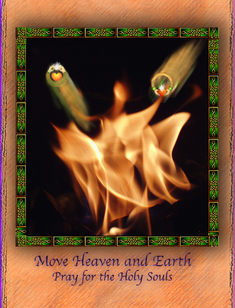 Move Heaven and Earth, Purgatory Image