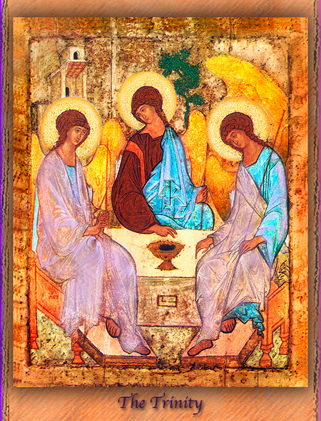 The Trinity, Holy Trinity Image