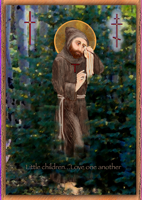 St. Francis of Assisi Image