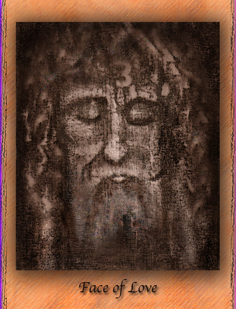 Face of Love, Shroud of Turin