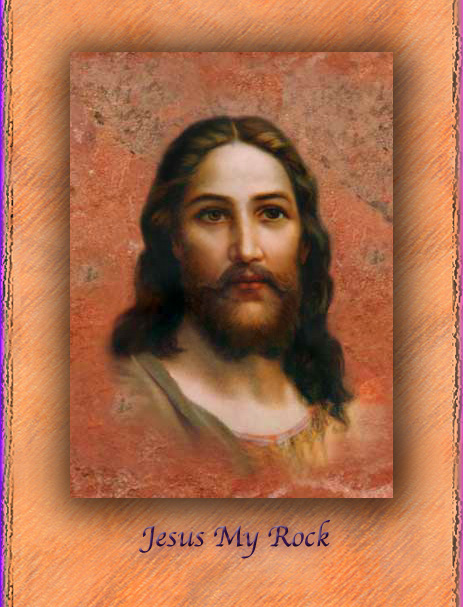 Jesus My Rock, Jesus, Face of God, the Bridegroom