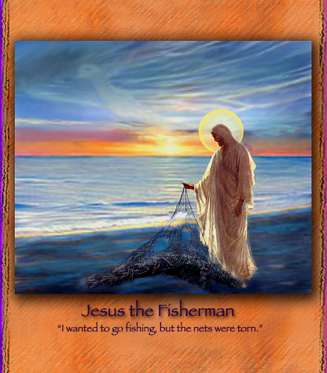 Jesus the Fisherman